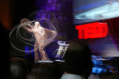 We're bringing TEDx to Chamonix